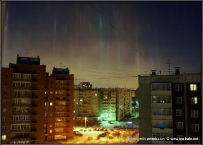 Световой лес, 28.11.2012 22:56,